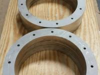 Laser cut rings