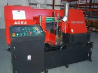ACRA SBS-420NC horizontal band saw